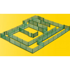 Kibri 38603 - Green Mesh Fencing 3m