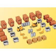 Kibri 38647 - Small Load Containers