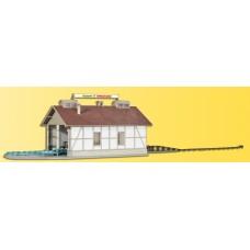 Kibri 39852 - Sawmill