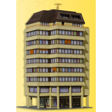 Kibri 48218 - High-Rise Building w/Lght