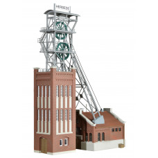 Kibri 49845 - Mine Head Tower w/Drive