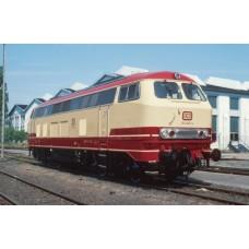 Liliput L132039 Diesel Locomotive BR 753 Beige/Red DB Ep.IV AC