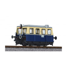 Liliput L133009 Track Inspection Trolley Blue / Beige