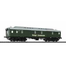 Liliput L133032 Diesel Luggage Railcar VT 69 900. DB Ep.III (D)