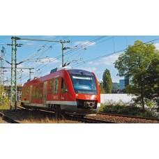 Liliput L133100 Diesel Railcar LINT 27 BR 640 DB Ep.V/VI