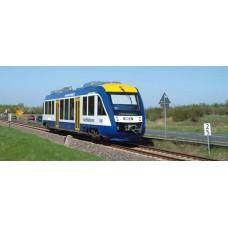 Liliput L133102 Diesel Railcar LINT 27 HEX Ep.V/VI