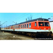 Liliput L133151 3 Car DMU BR 614 DB Orange & Grey Ep.IV