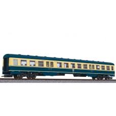 Liliput L133160 Middle Wagon BR 614 DB Sea Blue / Beige