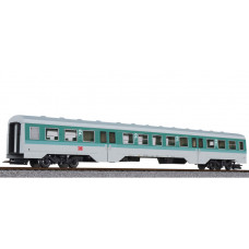 Liliput L133162 Middle Wagon BR 614 DB Turquoise / Grey