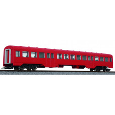 Liliput L133164 Middle Wagon BR 614 DB Red Ep.V