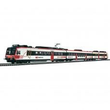 Liliput L133941 (D) Railcar DOMINO Abt+B+RBD Glarner Ep. V (D)