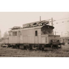 Liliput L136133 Overhead Line Maint. Railcar 730 003-4 DB Ep.IV