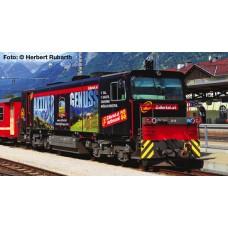 Liliput L142108 Zillertal -Diesellok, D15, Black