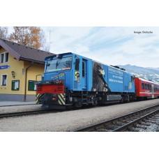Liliput L142109 (D) Diesel Locomotive D16 Zillertalbahn Blue Ep. VI