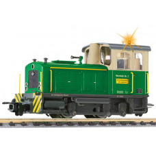 Liliput L142127 Diesel Locomotive O&K Works Nr.2 with Roof Warning Light