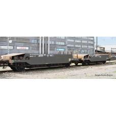 Liliput L230107 Ballast Wagon Set 1 SBB Ep. V