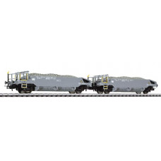 Liliput L230109 Ballast Wagon Set with Ballast Load SBB Ep.V