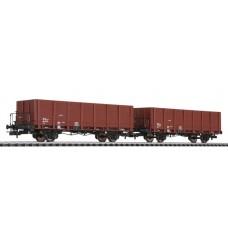 Liliput L230124 Planked Wagon Set SBB-CFF Ep.IV