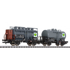 Liliput L230139 Tank Wagon Set BP DB Ep.III