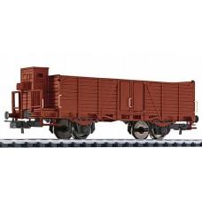 Liliput L235020 (D) Open Goods Wagon, Om 11 029 Königsberg DRG Ep.II (D)