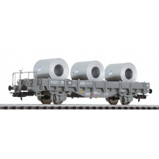 Liliput L235052 Stanchion Wagon with Steel Coils SBB Ep.IV