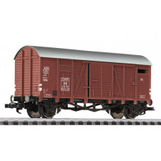 Liliput L235073 Covered Goods Wagon DB Ep.III