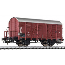 Liliput L235095 Covered Goods Wagon with Brake Platform DB Ep.III