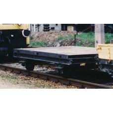 Liliput L235180 2-Axle Flat Wagon STLB Ep.III