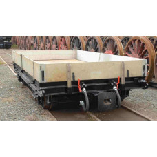 Liliput L235181 2-Axle Low-sided Wagon STLB Ep.III
