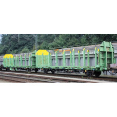 Liliput L235240 Timber Carrier Wagon Laaps 565 DB Ep.V/VI