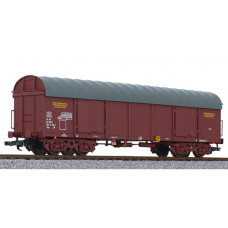 Liliput L235603 open wagon Eaos, SNCF, Covered