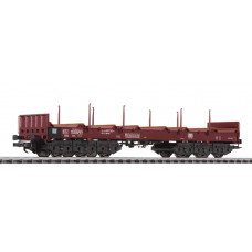 Liliput L235763 Steel Transport Wagon with Stanchions DB Ep.IV/V