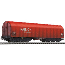 Liliput L235774 Steel Transport Wagon RAILION DB DB Ep.V - Weathered