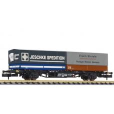 Liliput L265222 DB Intermodal Wagon Lgjs 571 'Jeschke' Ep.IV