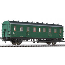 Liliput L334052 Passenger Coach 3rd Class Cdtr-21/31  27.311 SNCB Ep.II