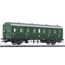Liliput L334056 Passenger Coach 2nd Class Bd-27 DB Ep.III