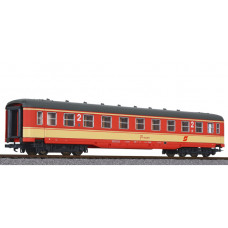 Liliput L334589 Skirted Coach 2. Class, ÖBB, Jaffa Colours, Epoche IV, 1. Nummer