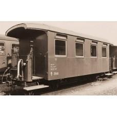 Liliput L344353 Passenger Coach Bi/s 3641 ÖBB Ep.III-V
