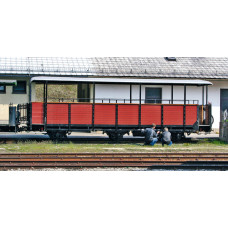 Liliput L344410 (D) Dome Wagon NÖLB Ep. V (Preserved) (D)