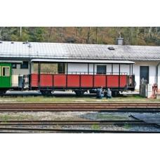 Liliput L344411 Dome Wagon SLB-Pinzgaubahn Ep. V (Preserved)(D)