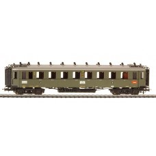 Liliput L384703 (D) Express Train Coach Bad.type 3rd Class DRG  EP II (D)