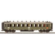 Liliput L384713 (D) Express Train Coach Bad.type 3rd Class DRG  EP II (D)